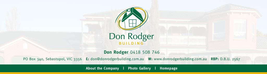 Don Rodger Building